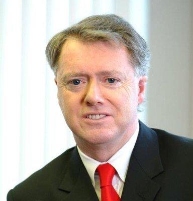 Mike Bradley, Mayor of Sarnia, Ontario.