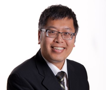 Saskatchewan Green Party leader, Victor Lau.